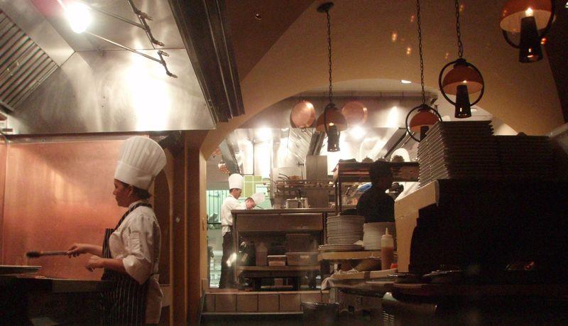 Marcel's kitchen sized