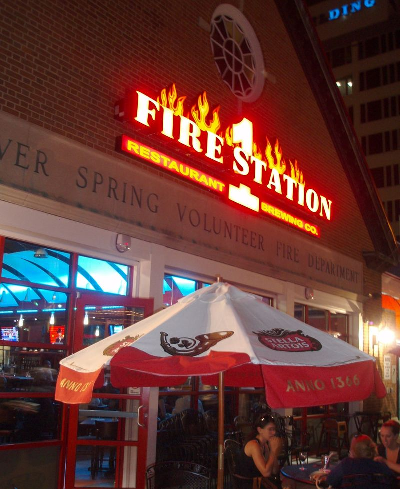 Fire Station outside, sized Aug2010